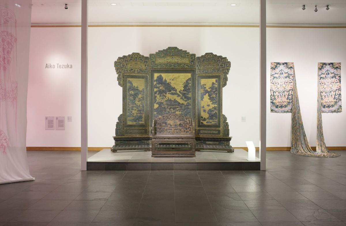 Schnittmengen. Zeitgenössische Kunst und die Überlieferung (Intersections: Contemporary Art and Tradition)