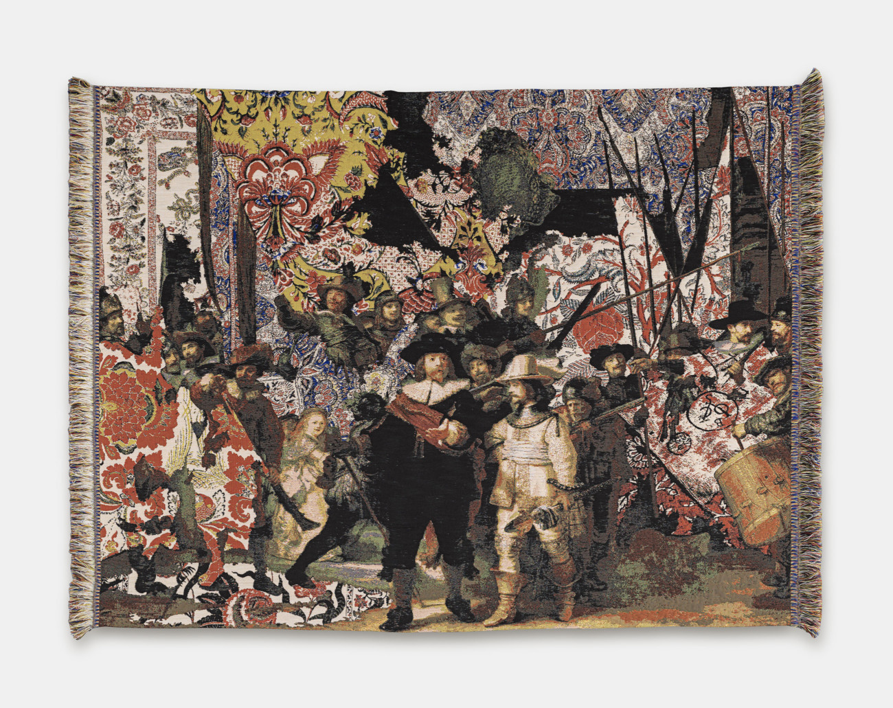 Flowery Obscurity (The Night Watch)